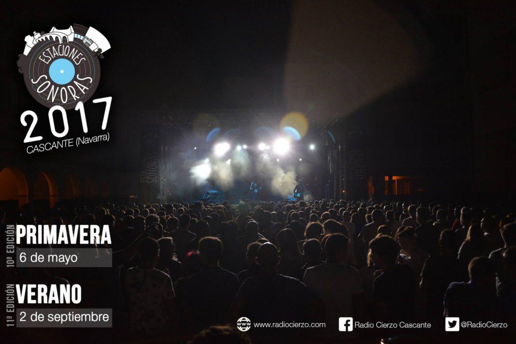 Estaciones Sonoras 2017 - Cascante Navarra Radio Cierzo