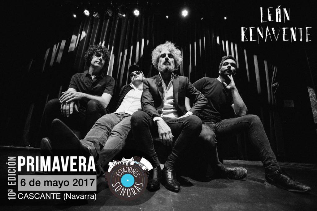 Estaciones Sonoras - Leon Benavente - Cascante Navarra - Radio Cierzo