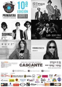 Estaciones Sonoras Primavera 2017 Radio Cierzo Cascante Navarra