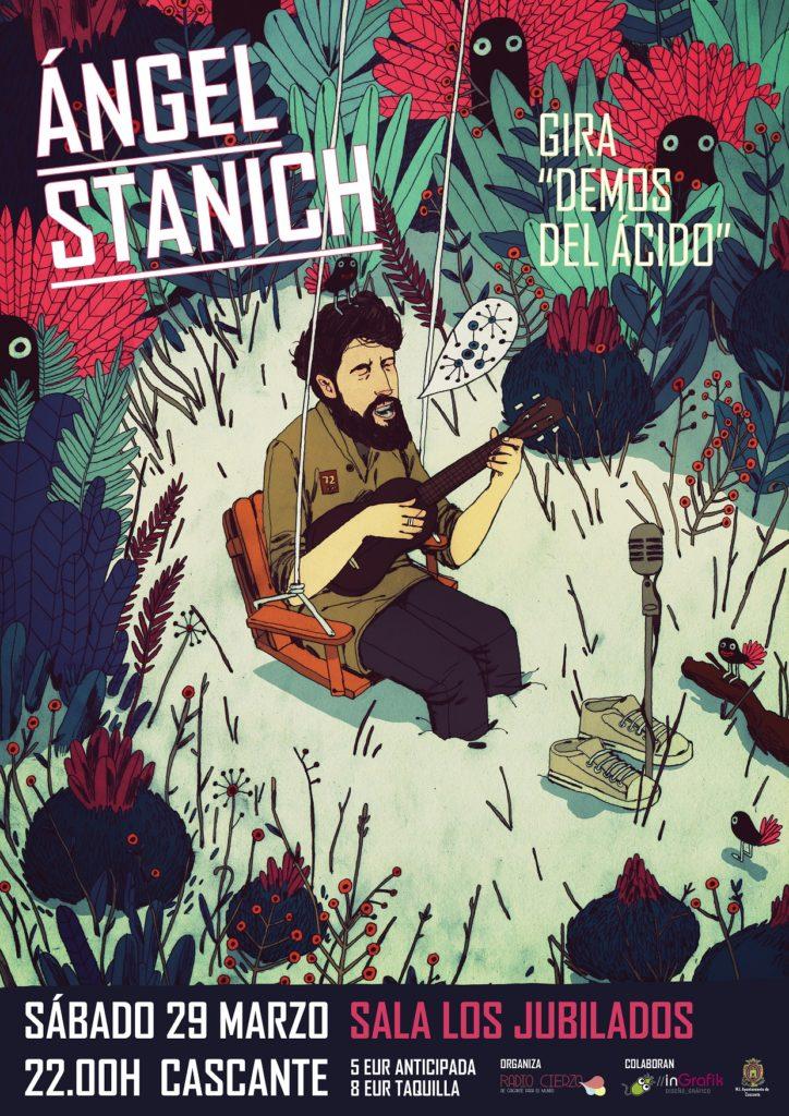 cartel-concierto-angel-stanich