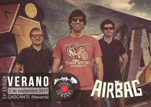 AIRBAG en Estaciones Sonoras de Radio Cierzo Cascante